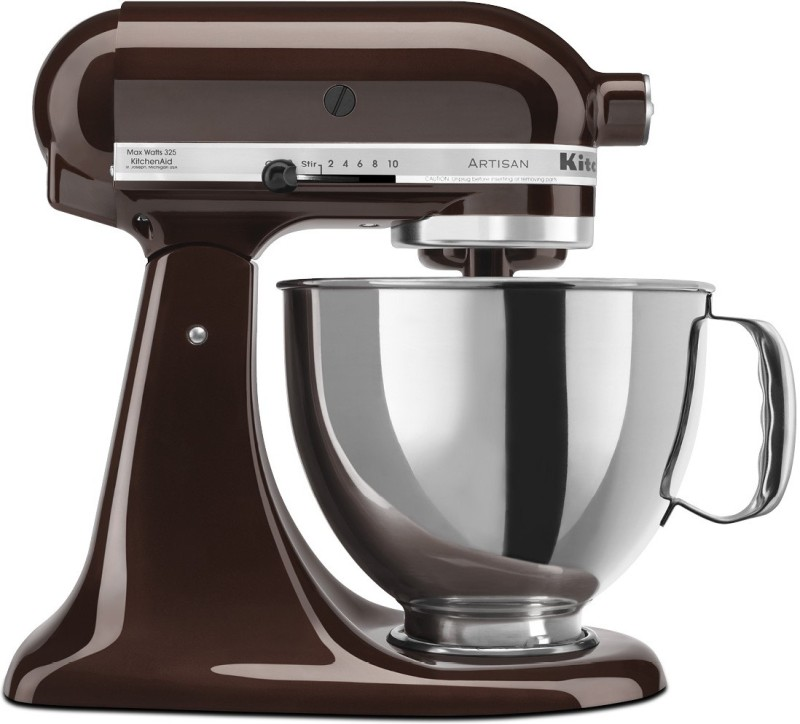 KitchenAid 5KSM150PSBES 300 W Mixer Grinder(Espresso, 1 Jar)