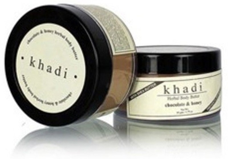 Khadi Natural Herbal Chocolate & Honey Body Butter(50 g)