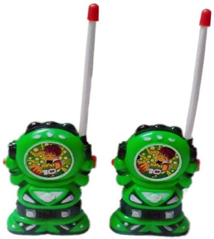 Reyansh collection Ben 10 Walkie Talkie for Kids Radiometer( )