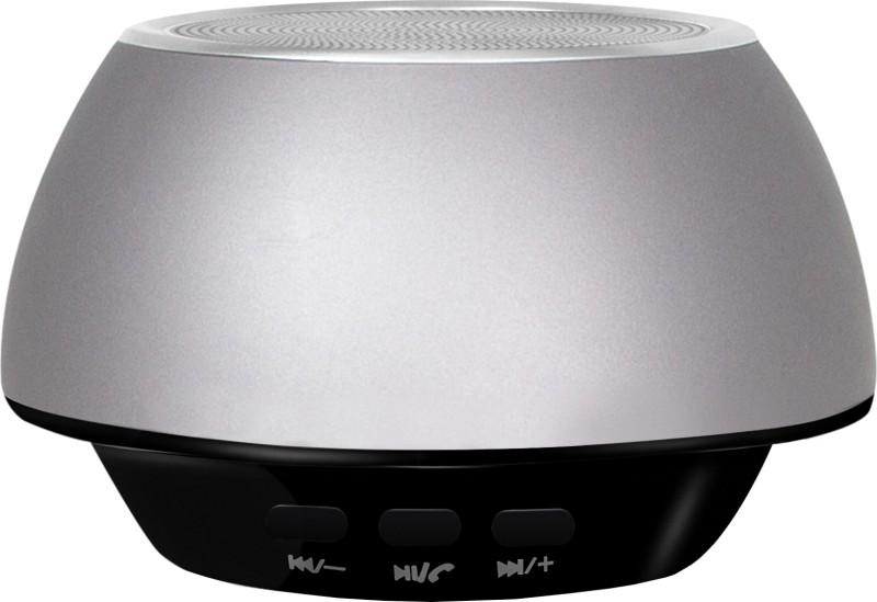 Flipkart SmartBuy 3W Portable Bluetooth Speaker(Grey, Mono Channel)