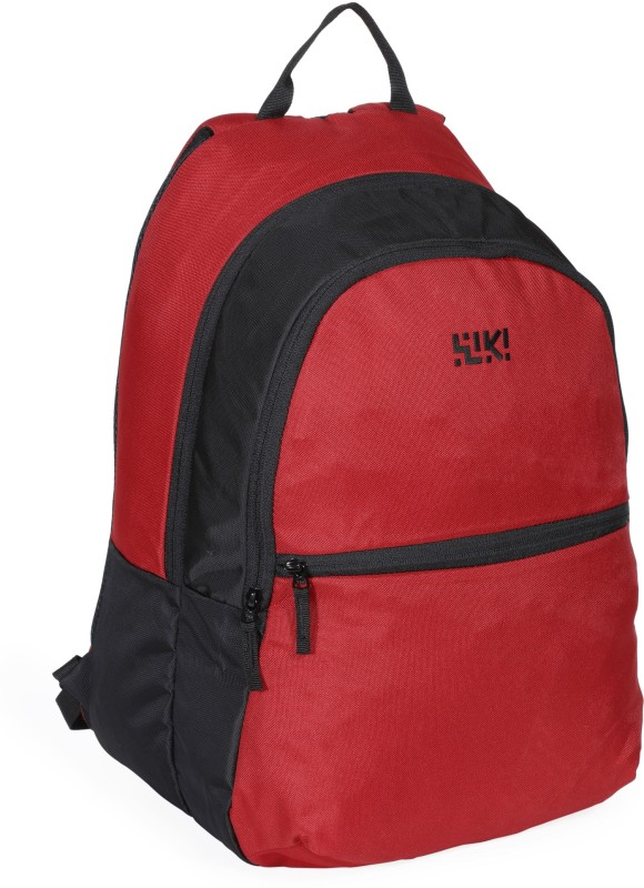 Wildcraft Utility 2 2016 22 L Backpack(Red)