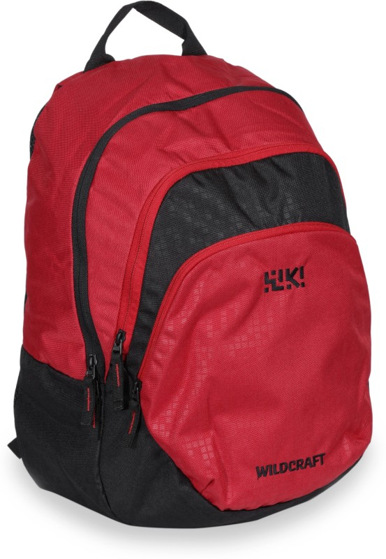 Wildcraft Bricks 2 29 L Backpack(Red)