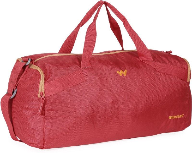 Wildcraft Wend M Travel Duffel Bag(Red)