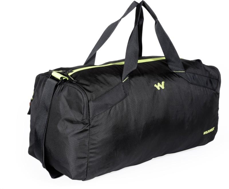 Wildcraft Wend M Travel Duffel Bag(Black)