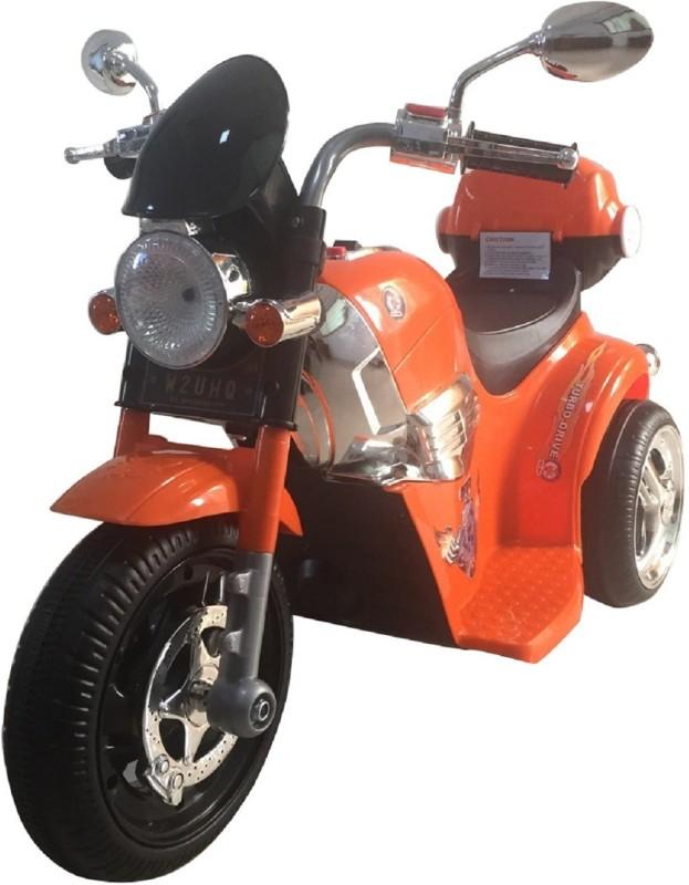 HLX-NMC Bike Ride On(Orange)
