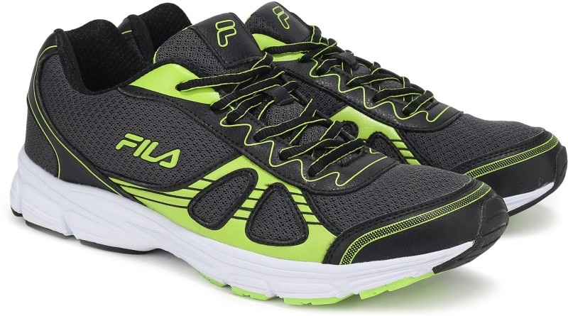 Fila ELEVATE Running Shoes For Men(Grey)