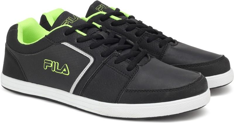 Fila SALOMON Sneakers For Men(Black)