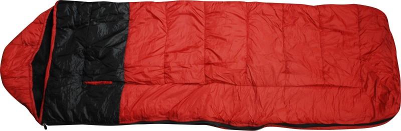 Flipfit ULTRA WARM DESIGNER NYLON WITH BLANKET STUFF INSIDE Sleeping Bag(Red)