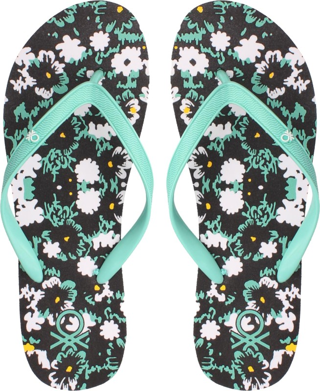 2. United Colors of Benetton. Flip Flops