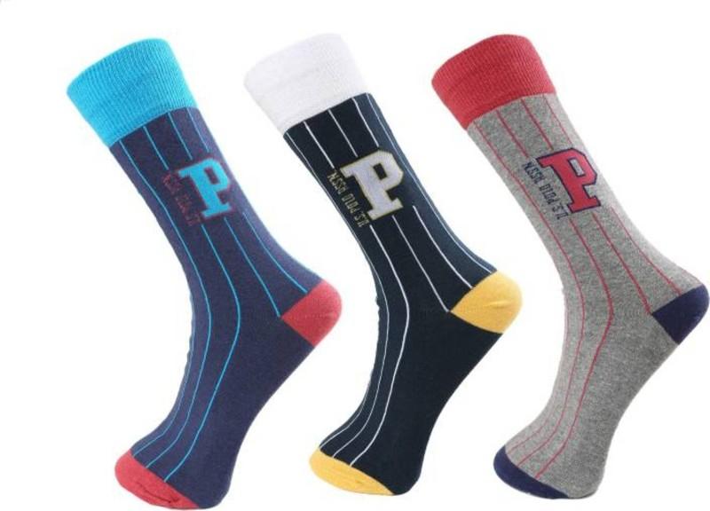 U.S. Polo Assn Men Ankle Length Socks(Pack of 3)