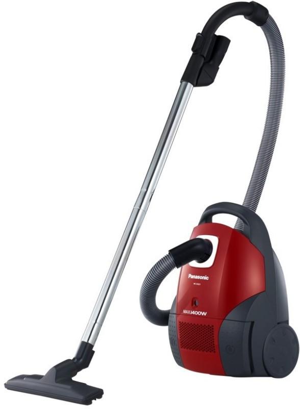 Panasonic PA-MCCG521 Dry Vacuum Cleaner(Black, Red)