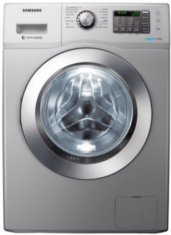 Samsung 6.5 kg Fully Automatic Front Load Washing Machine Silver(WW65M224K0S/TL)