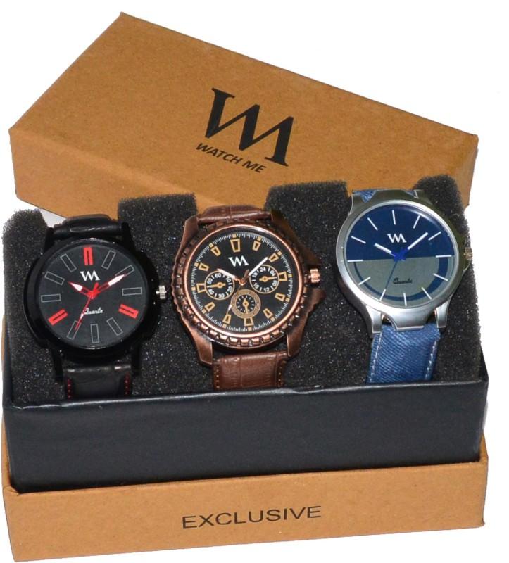 Watch Me AWC-006-AWC-003-AWC-004 Men's Watch image