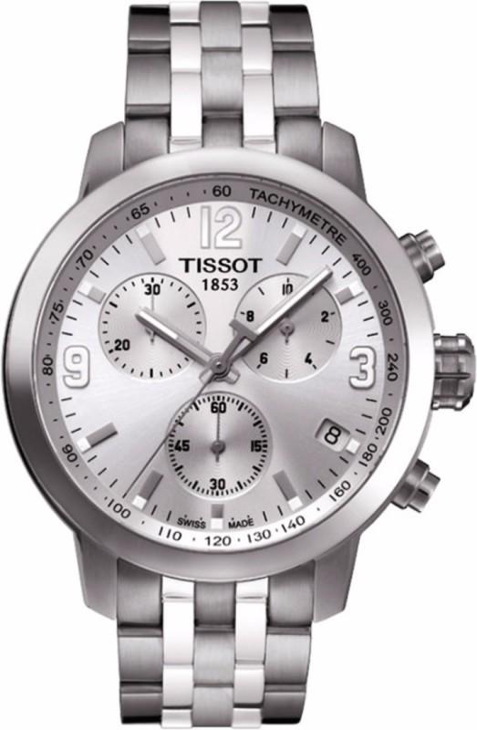 Tissot T055.417.11.037.00 T Sport PRC 200 Men's Watch image