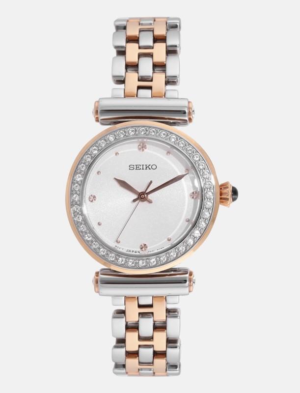 Seiko SRZ466P1 Analog Watch - For Women