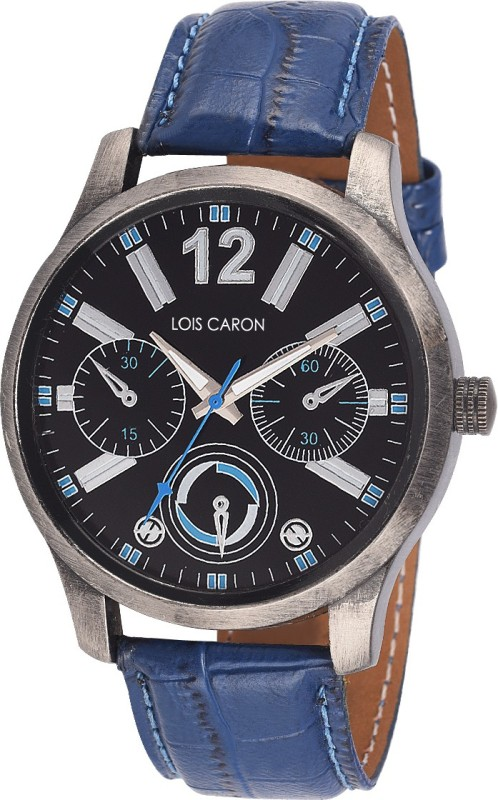 Flipkart - Watches Lois Caron, Curren & more