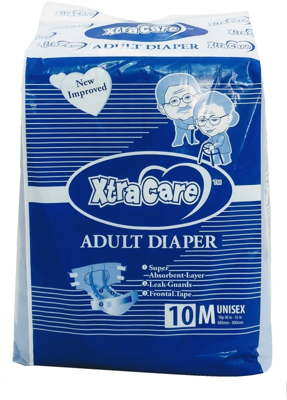Xtracare Adult Diapers - M