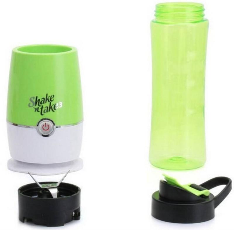 SND Shake N Take 180 Juicer Mixer Grinder(Multicolor, 1 Jar)