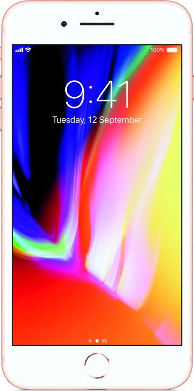 Apple iPhone 8 Plus (Gold, 64 GB)