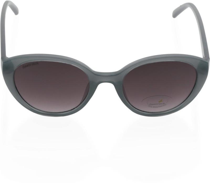 Fastrack Cat-eye Sunglasses(Grey)