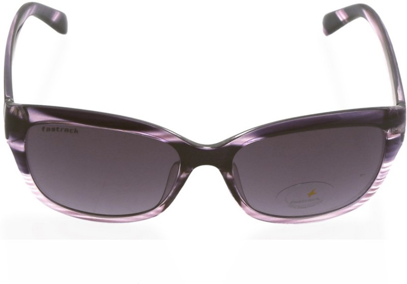 Fastrack Rectangular Sunglasses(Blue)
