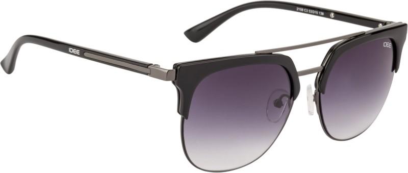 IDEE Aviator Sunglasses(Grey)