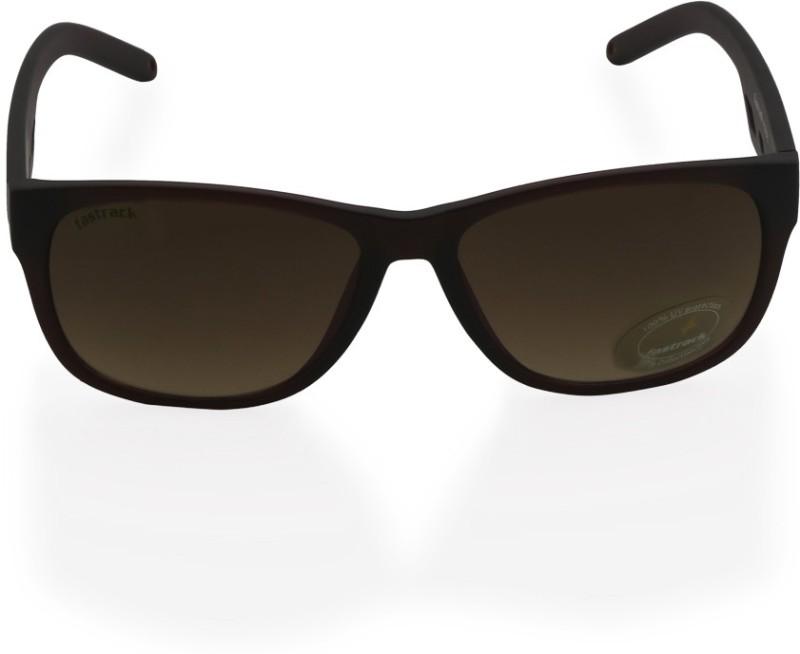 Fastrack Sports Sunglasses(Brown)