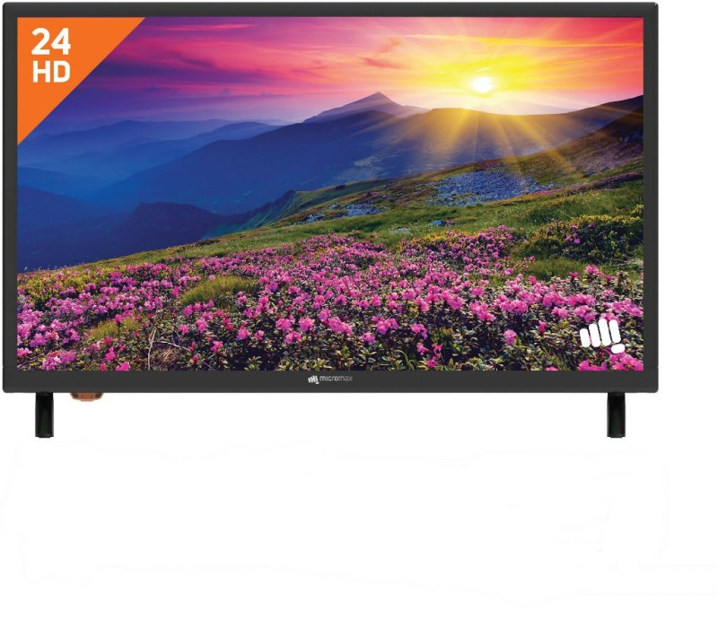 MICROMAX 24T6300HD 24 Inches HD Ready LED TV