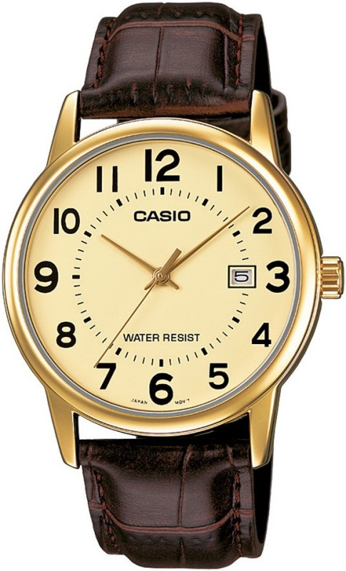 Casio A1090 Enticer Watch - For Men