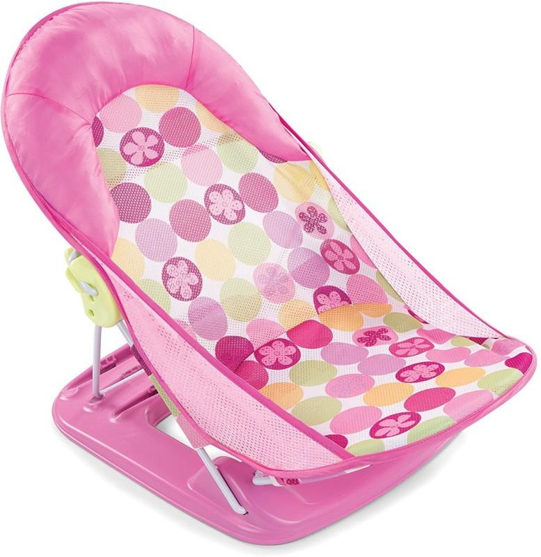 Summer Infants Deluxe Baby Bather(Pink)