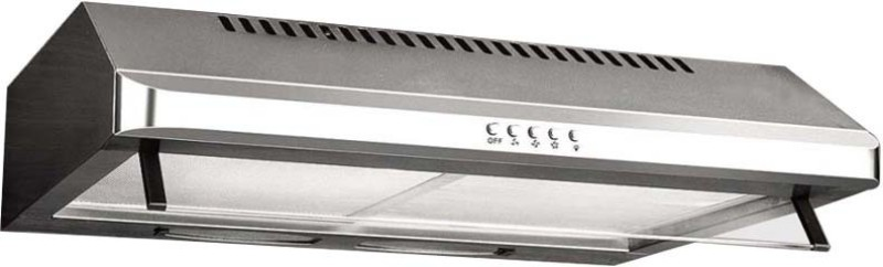 Kaff THEME MX-60 Wall Mounted Chimney(Inox 500)