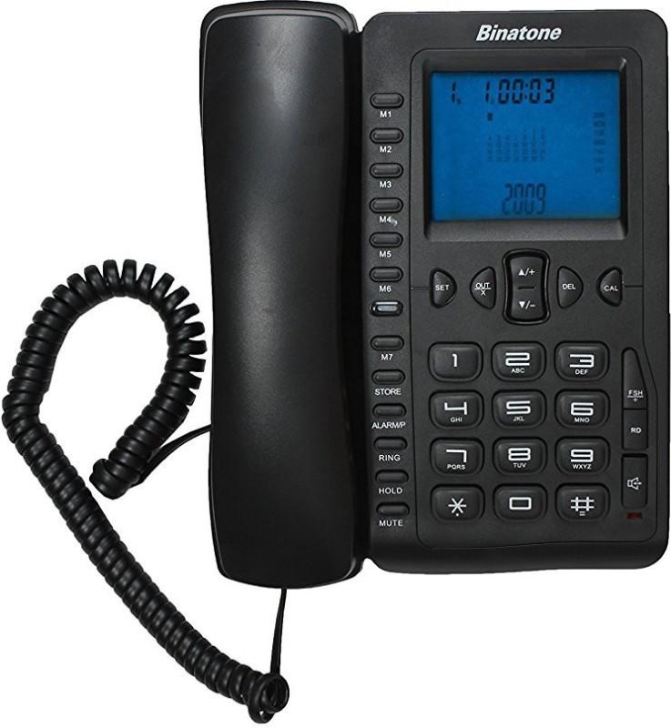 Binatone Concept_810 Corded Landline Phone(Black)