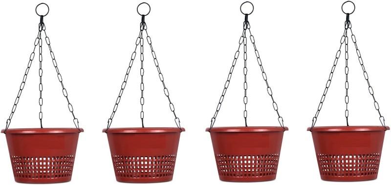 Truphe Garden Hanging Pot - Orchid Size 22 x 14 cm (Pack...