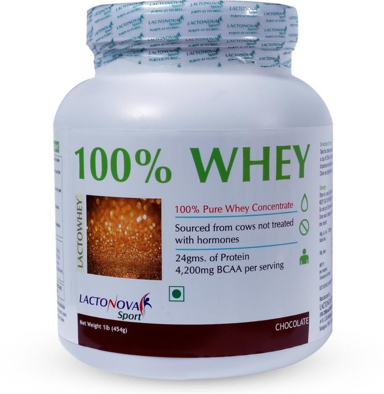 LACTOWHEY 8906078520070 Whey Protein(80 g, Chocolate, Vanilla)