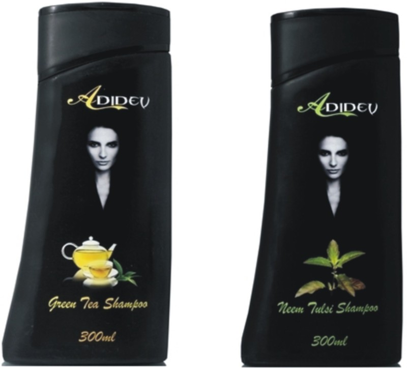 Adidev Herbals Repair Rescue Shampoo Combo Pack(600 ml)