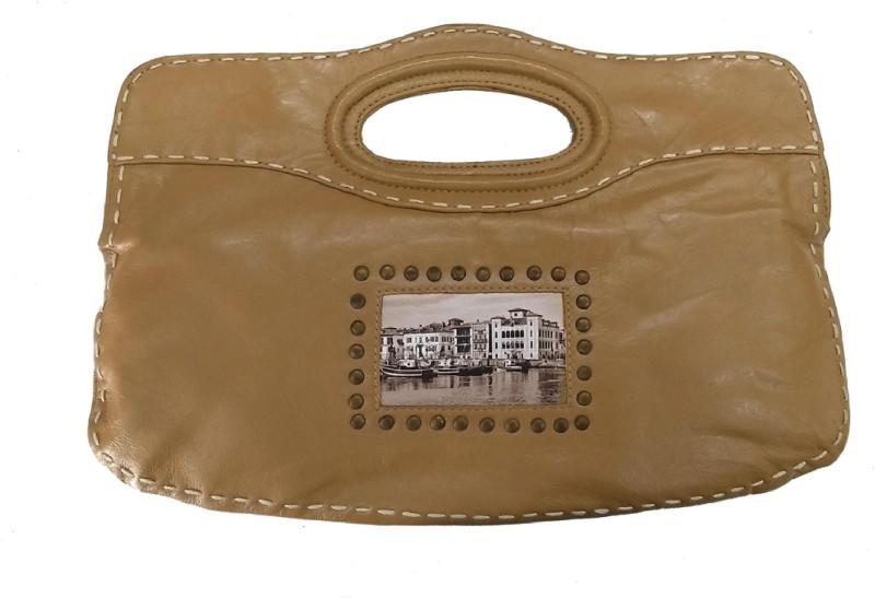 Miruna Designs Tan Sling Bag