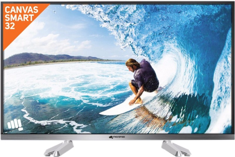 MICROMAX 32CANVASS2 32 Inches HD Ready LED TV