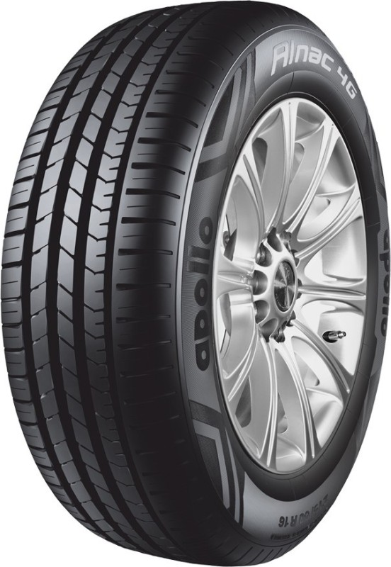 APOLLO Apollo Alnac 4G 205/55 R16 91V Tubeless Car Tyre 4 Wheeler Tyre(Apollo Alnac 4G 205/55 R16 91V Tubeless Car Tyre, Tube Less)