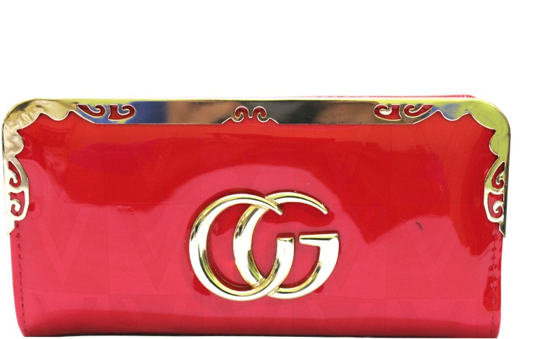 10thplanetsales Casual Red Clutch