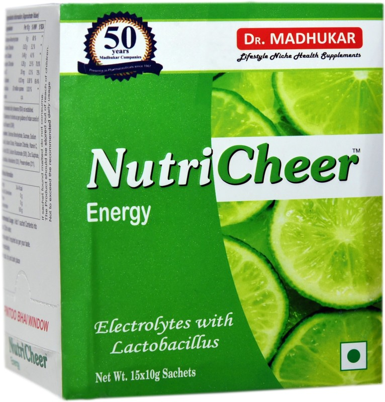 NutriCheer NutriCheer Energy Energy Drink(15 Sachets, Pack of 15)