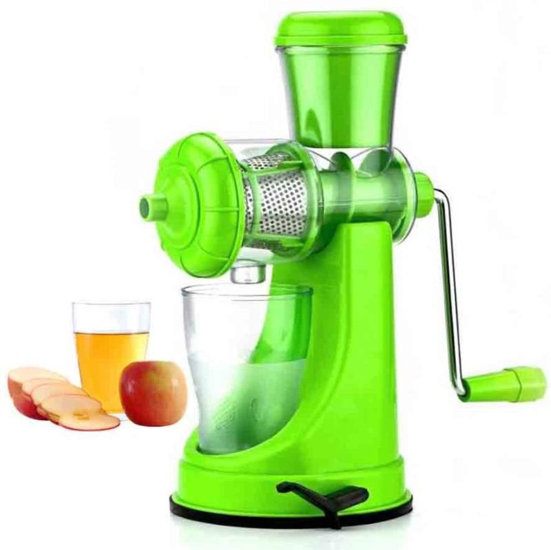 CREZON Plastic Hand Juicer(Green)