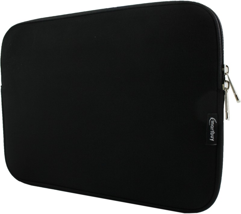 Emartbuy Sleeve for Micromax Canvas Lapbook L1160(Black, Laptop Case, Cloth)