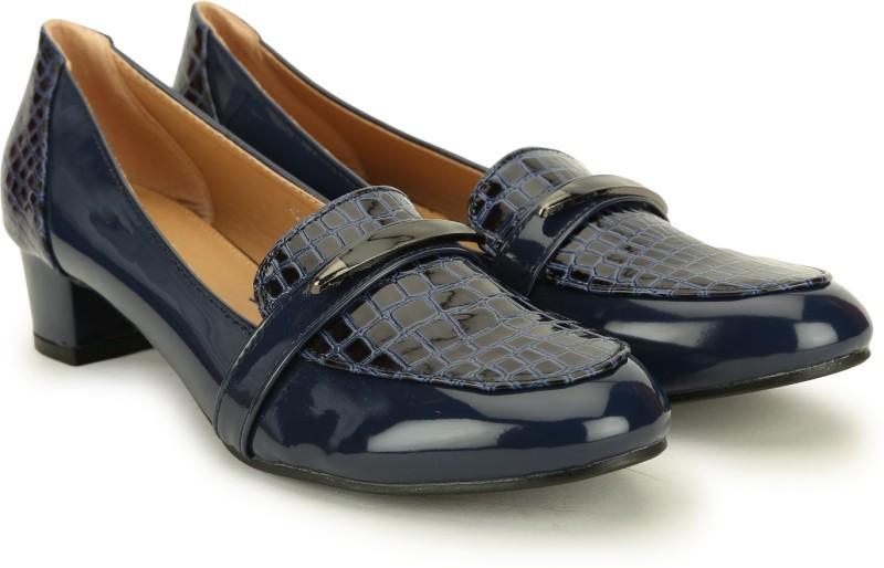 Chemistry Women Blue Heels