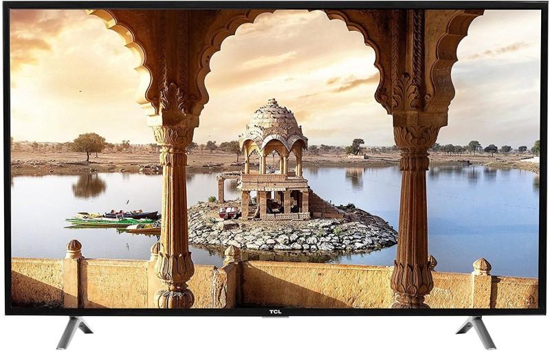 TCL 124.46cm (49 inch) Full HD LED Smart TV(L49P10FS)