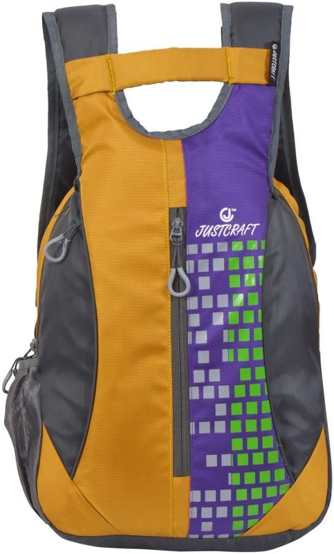 Justcraft Roller 1000D 18 L Backpack(Multicolor)