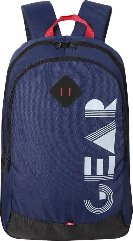 Gear Modern Eco 4 21 L Backpack(Blue)