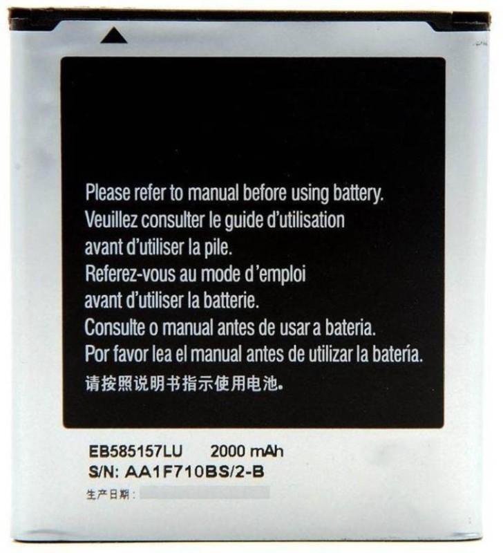 Amazing Battery - Battery For Samsung EB585157LU Battery Samsung Galaxy Core 2 /Galaxy Grand Quattro/I8552/I8530/I869/ G355H(Black)
