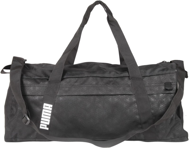 Puma Core Active Travel Duffel Bag(Black)
