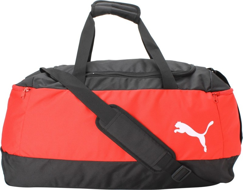 Puma Pro Training II Medium Bag Gym Bag(Red)