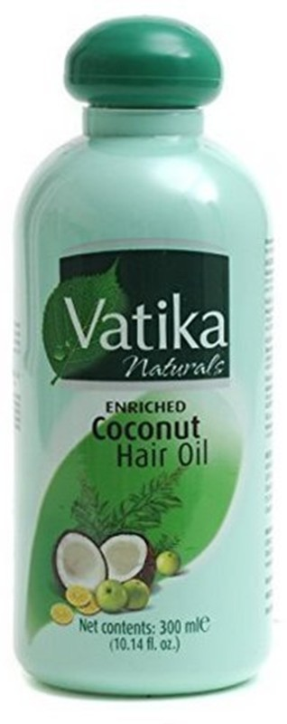 Dabur Enriched Coconut Oil with Henna Amla & Lemon-300ml pack of 2 Hair Oil(500 g)